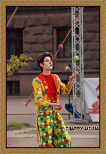 Клоун Одесса
