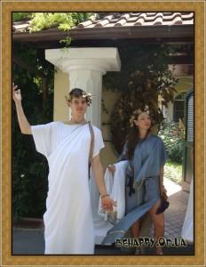 детские праздники Одесса греция на день рождения