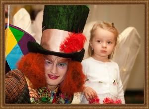 Детские праздники Алиса в стране чудес