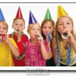 Как отметить день рождения:детский праздник