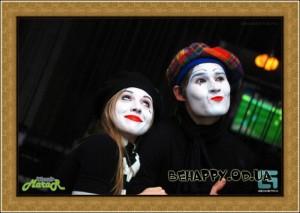 Мимы-на-празднике-в-Одессе