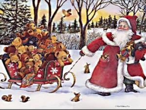 Заказ Деда Мороза на праздник