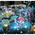 Гигантские мыльные пузыри-как сделать шоу мыльных пузырей 2
