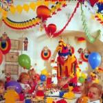 Детский праздник для ребенка