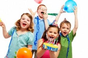 Детский праздник:заказ клоуна