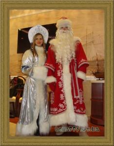 Дед Мороз в Одессе