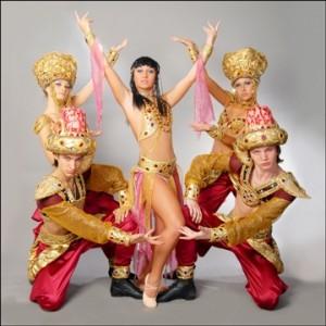 заказать Шоу балет на праздник в Одессе