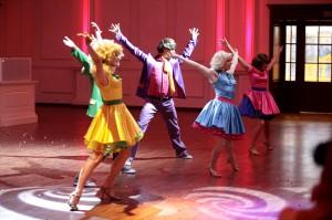 Шоу балет на праздник в Одессе
