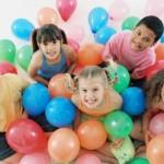Подбор игр для детского праздника