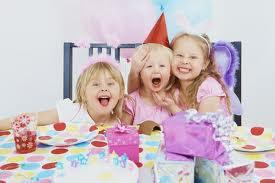 Детские праздники и дни рождения в Одессе
