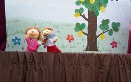 Кукольный спектакль для детского Дня Рождения в Одессе