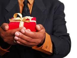 Выбор подарка на праздник