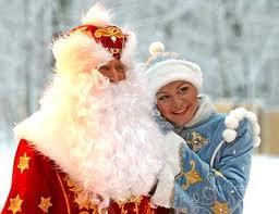 Новый год в Одессе для детворы