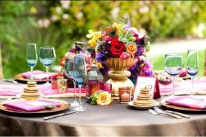 Свадебное торжество в восточном стиле