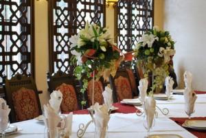 Украшения на свадьбу в Одессе