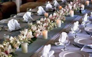 Украшения для свадебной церемонии
