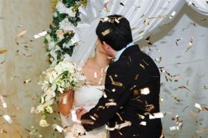 Оформление свадебного торжества в Одессе