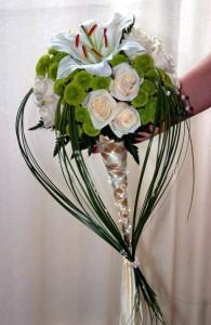 Букет невесты на свадьбу в Одессе