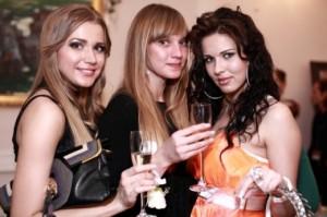Светский раут в Одессе
