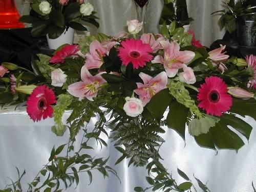 Украшение свадебного торжества в Одессе