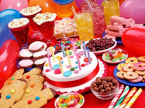 Организация детского Дня рождения в Одессе