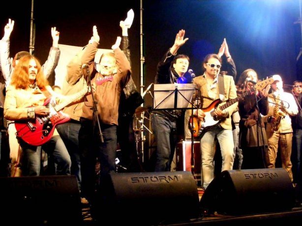 Музыканты на праздник в Одессе