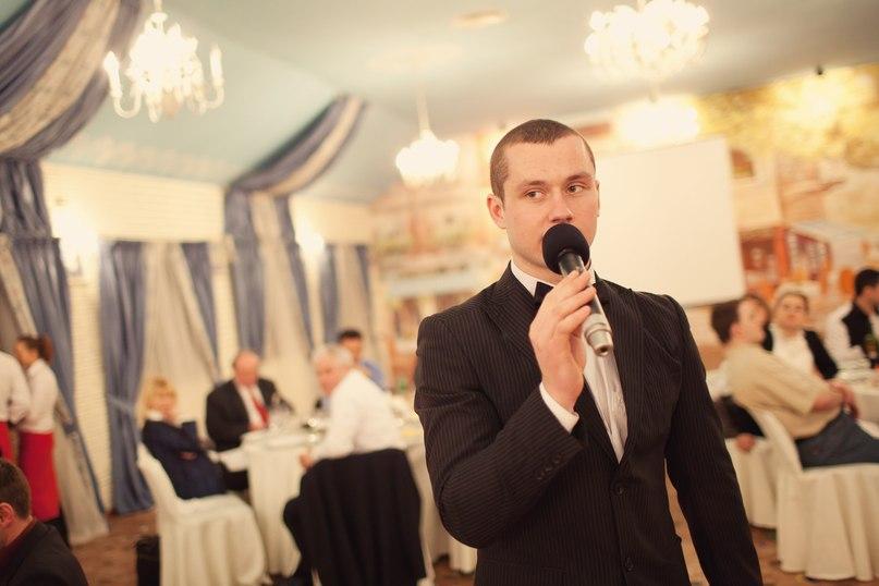 Ведущий на праздник в Одессе