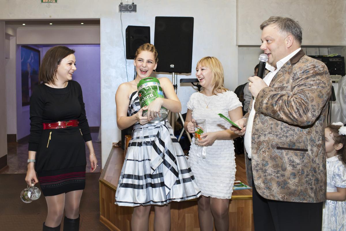 Ведущие на праздник в Одессе