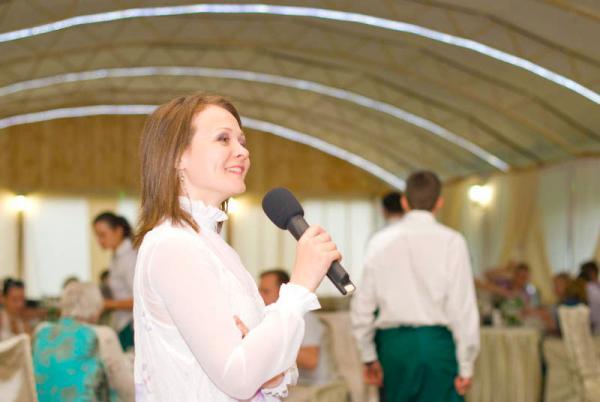 Профессиональные ведущие на праздник в Одессе