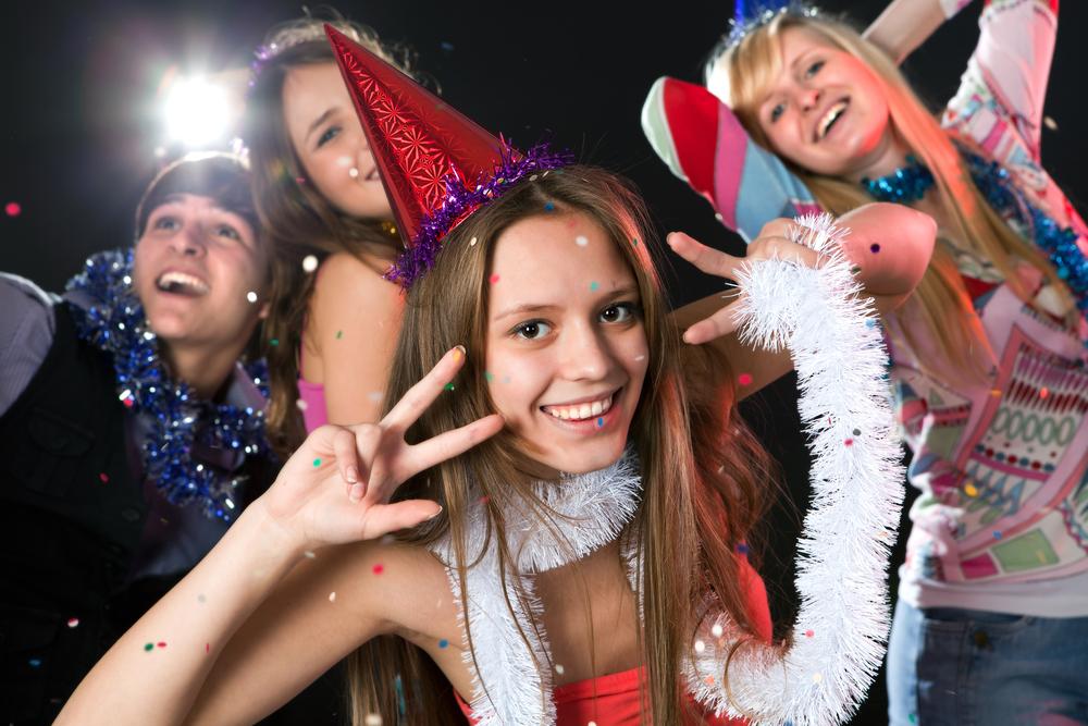 Организация новогодних корпоративных праздников в Одессе