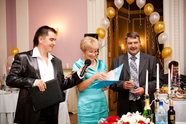 Проведение свадьбы в Одессе