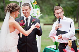 Ведущие на свадьбу в Одессе