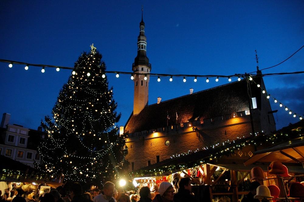 Проведение новогодних и рождественских праздников в Одессе