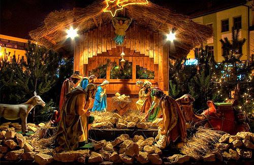 Проведение рождественских праздников в Одессе