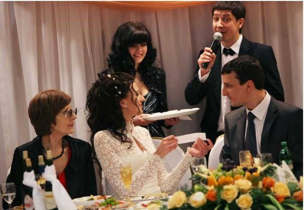 Проведение свадеб в Одессе