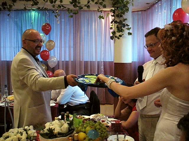 Организации свадьбы в Одессе