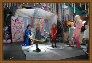 Шоу мыльных пузырей одесса