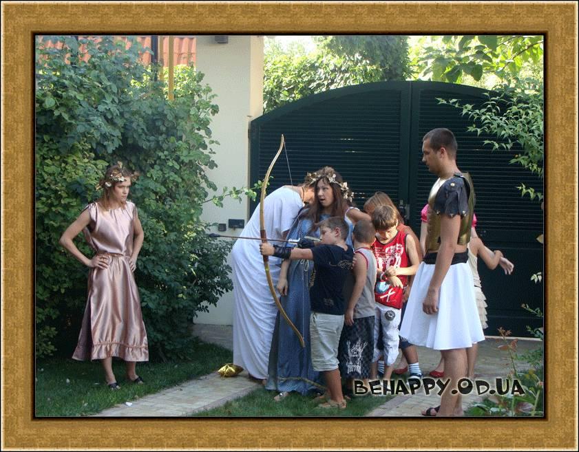 детские праздники Oдесса