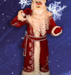 <h2><strong>Дед Мороз и Снегурочка</h2></strong>