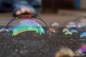 Шоу мыльных пузырей на праздник в Одессе.Любое шоу мыльных пузырей от маленьких до гиганских