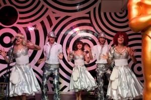 Шоу балет Алеко Одесса на свадьбу