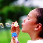 Фен Янг и шоу мыльных пузырей 2