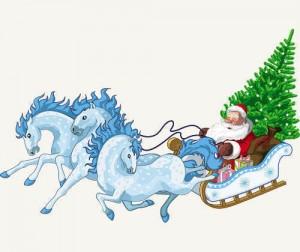 Заказать Дед Мороз Одесса