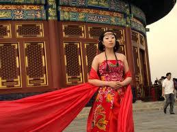 Свадебные традиции. Китайская свадьба