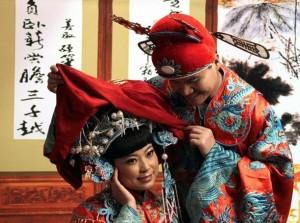 Свадебные традиции мира. Китайская свадьба