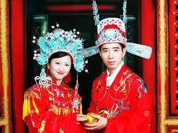 Организация китайской свадьбы