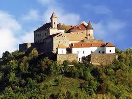 Красота Ужгородского замка