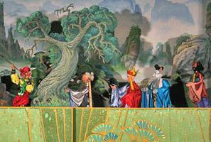 Кукольный спектакль для детского праздника в Одессе
