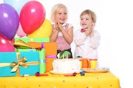 Подарки на детский праздник в Одессе