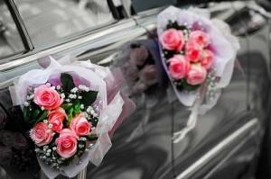 Выбор цветов к свадьбе в Одессе